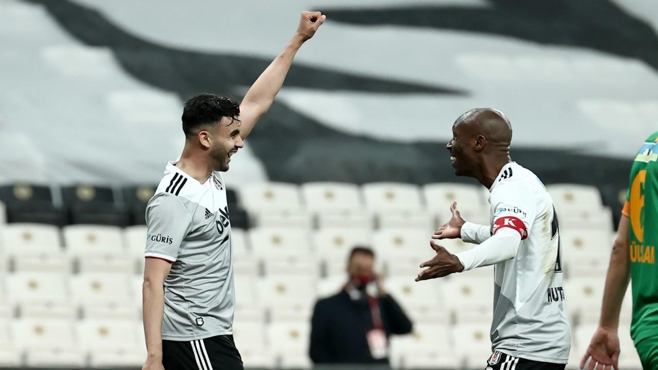 Lider Beşiktaş evinde kazandı