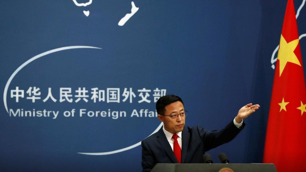 Kriz Pekin'e taşındı... Çin Dışişleri: Türkiye'de bazı kişiler teröristleri teşvik ediyor