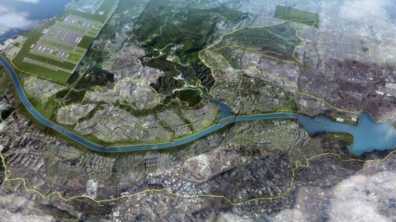 Kanal İstanbul'dan arazi alanların listesi: Tanıdık simalar