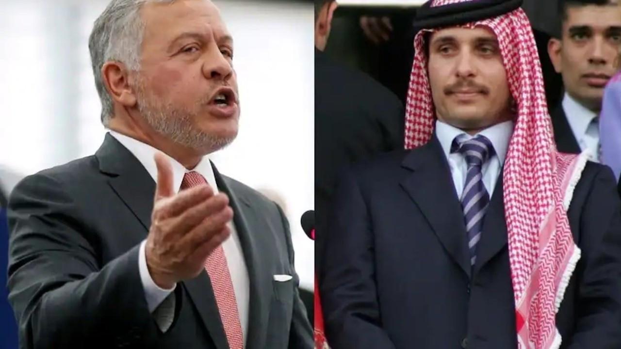 Ürdün Kralı: Prens Hamza söz verdi, fitne sona ermiştir