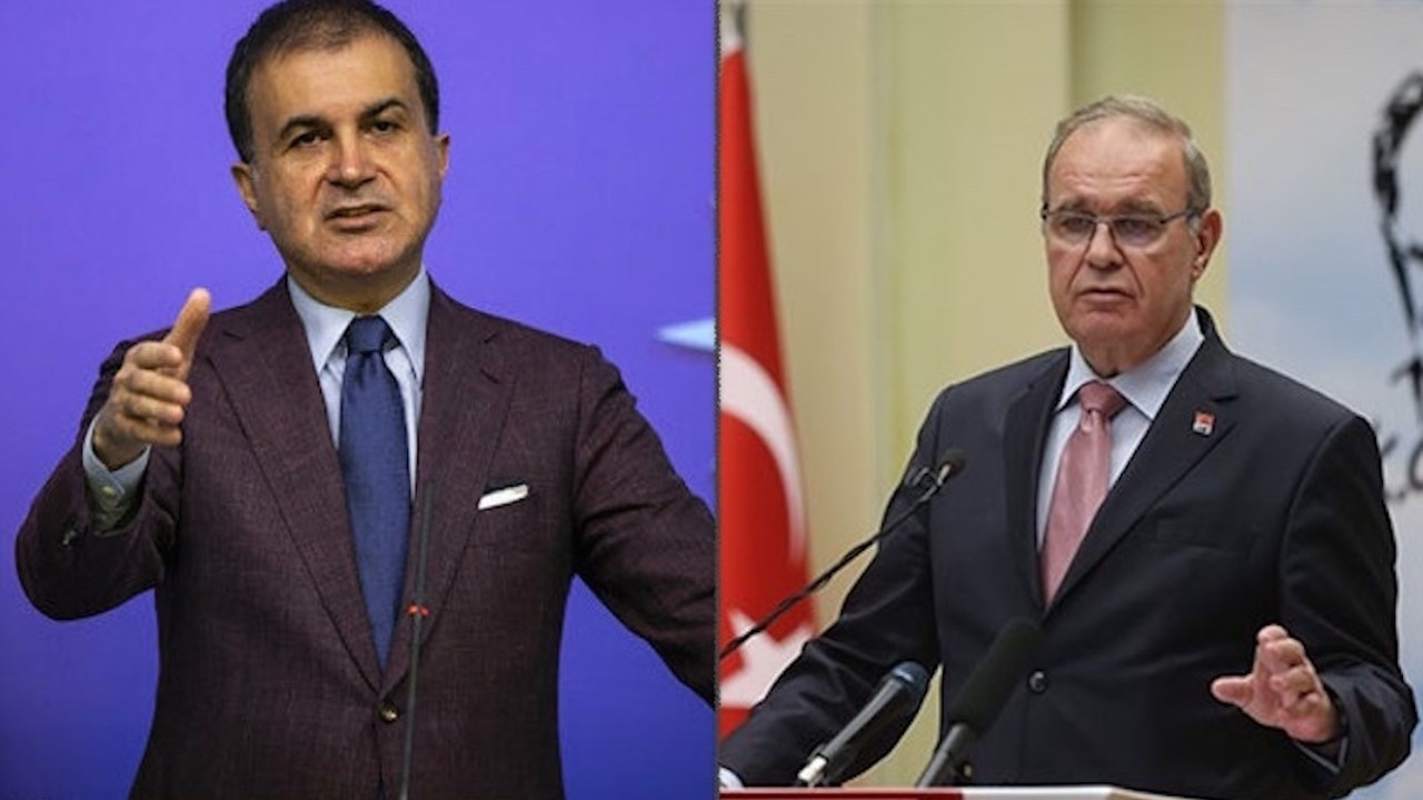 AK Parti ile CHP arasında 'namussuz, şerefsiz' atışması