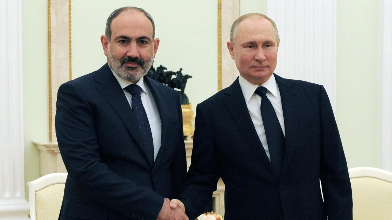 Paşinyan, Bakü ile 'esir takası' konusunda Putin'den yardım istedi