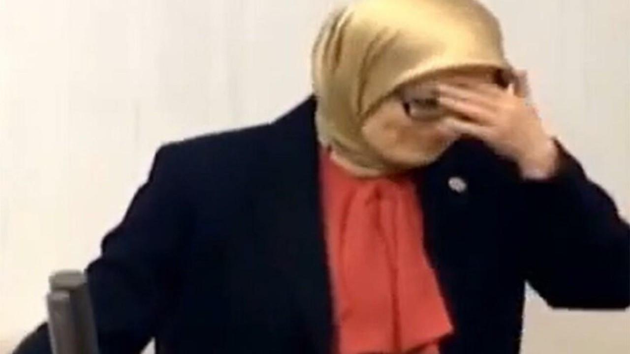 AK Partili vekil kürsüde rahatsızlandı