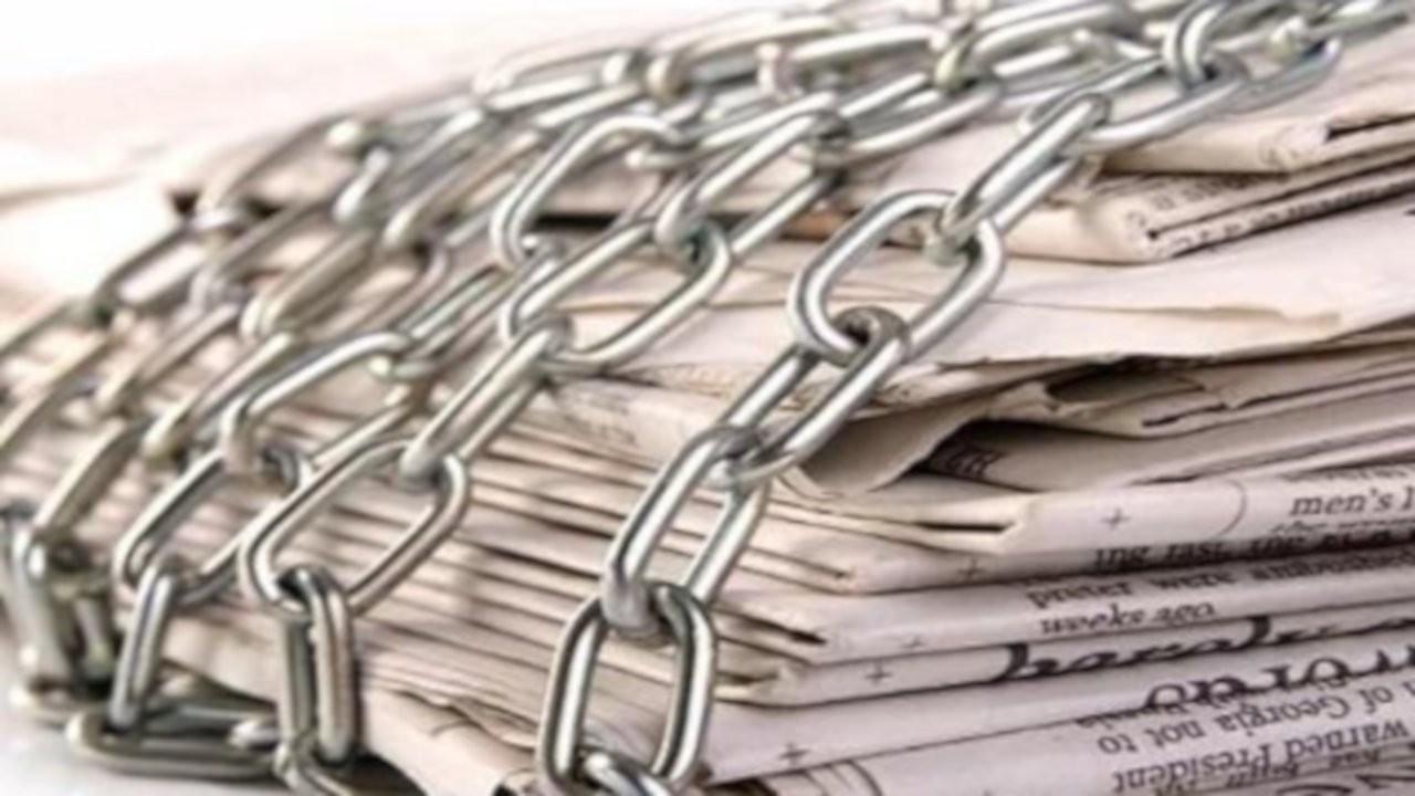 Yayın organlarının kapatılmasına gerekçe olan KHK maddesi iptal edildi