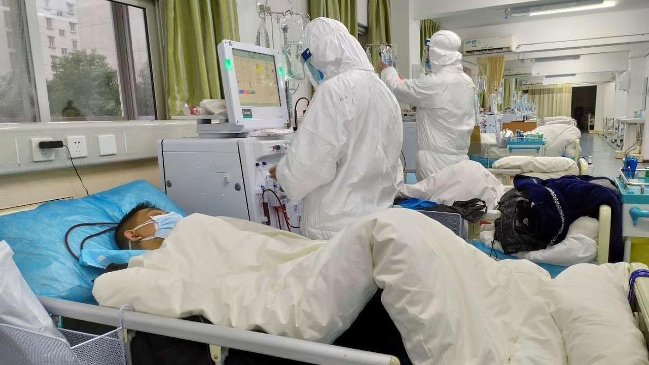 Korona virüsü kaynaklı can kaybı 33 bini aştı