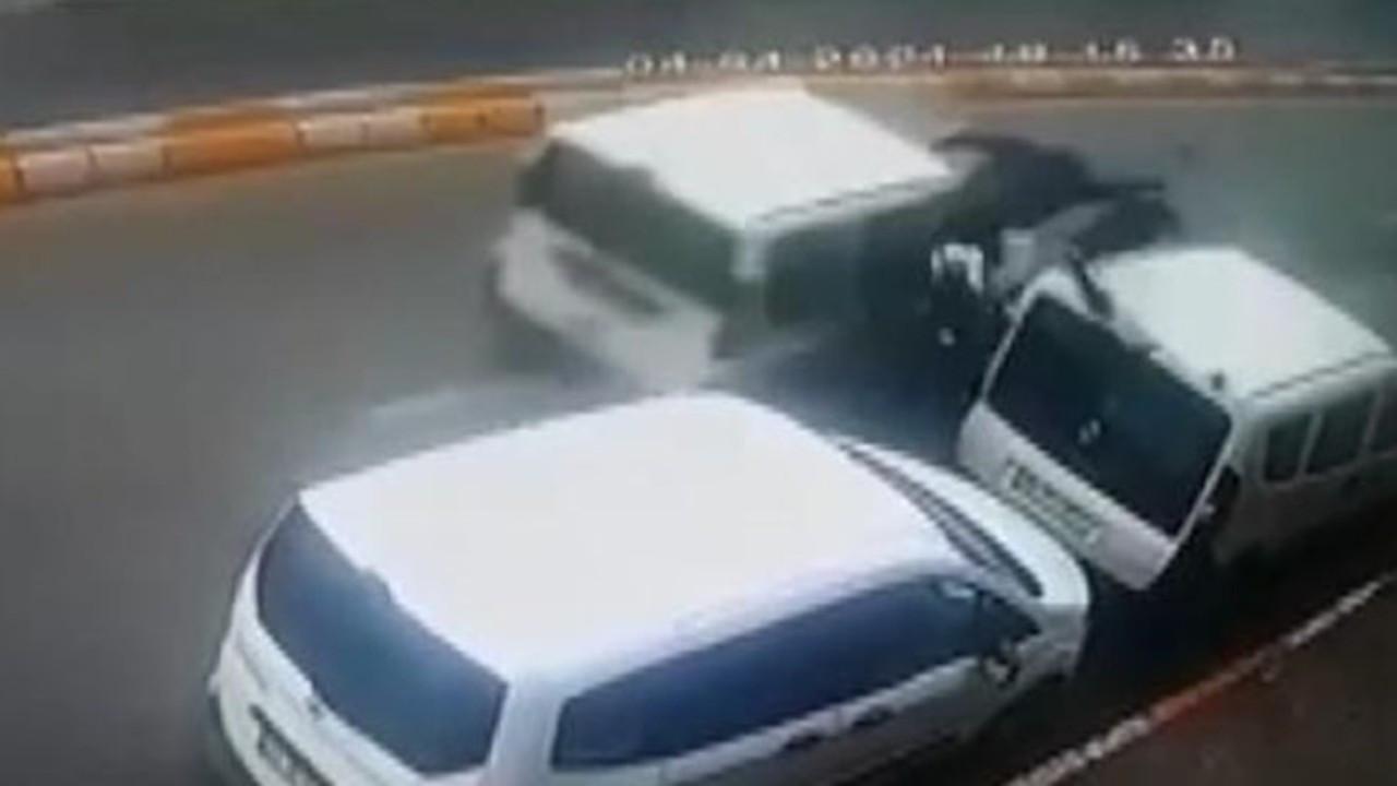 Motosikletli kuryenin ölümüne neden olan sürücü tutuklandı