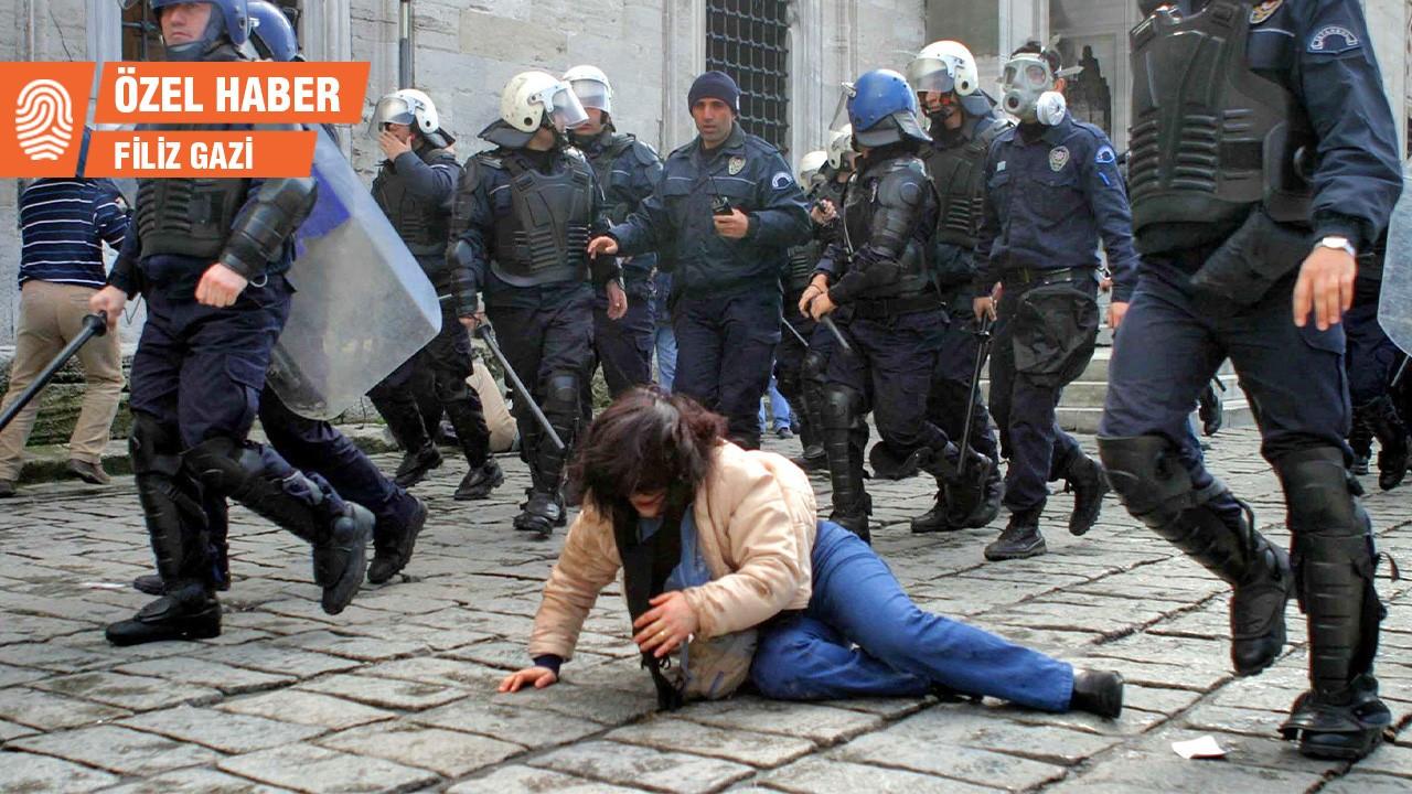 Polis şiddeti engelli bıraktı; Vida, tel, plakla yaşamak zorundayız