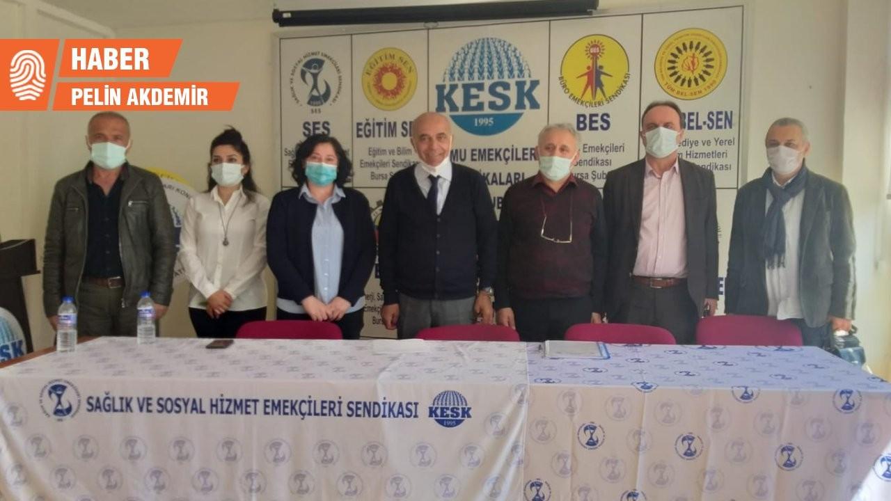SES: Bilim Kurulu üyelerinin istifa etmesini bekliyoruz