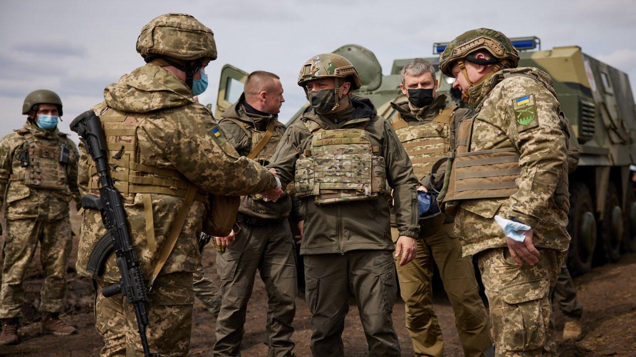 Kremlin'den Zelenskiy'ye uyarı: Ukrayna'nın sonunun başlangıcı olur