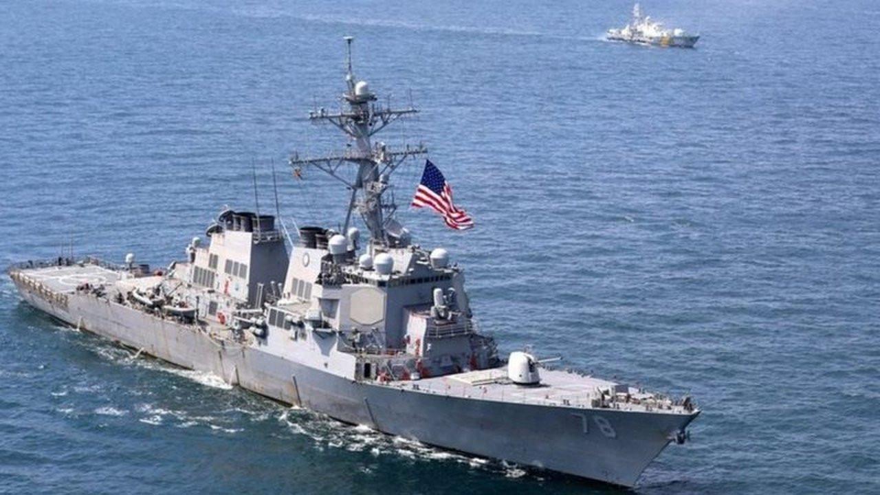 ABD Karadeniz'e savaş gemisi gönderiyor, Rusya Montrö uyarısı yaptı