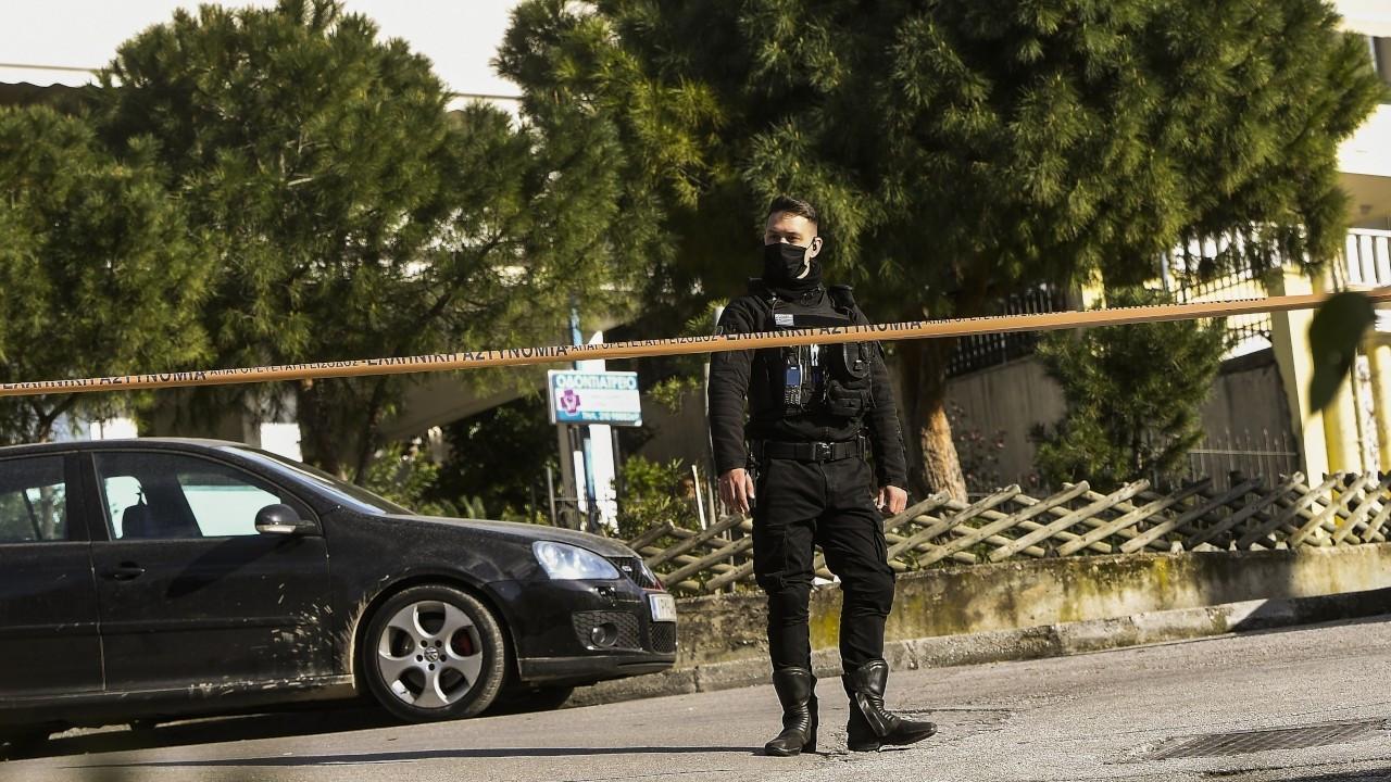 Yunanistan'da suikast: Gazeteci Giorgos Karaivaz öldürüldü