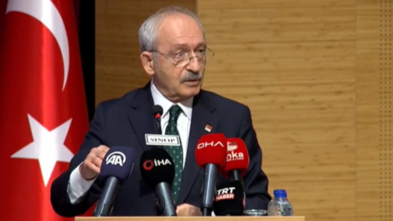 Kılıçdaroğlu: Kabahat bizde, vatandaş tabii oy vermez