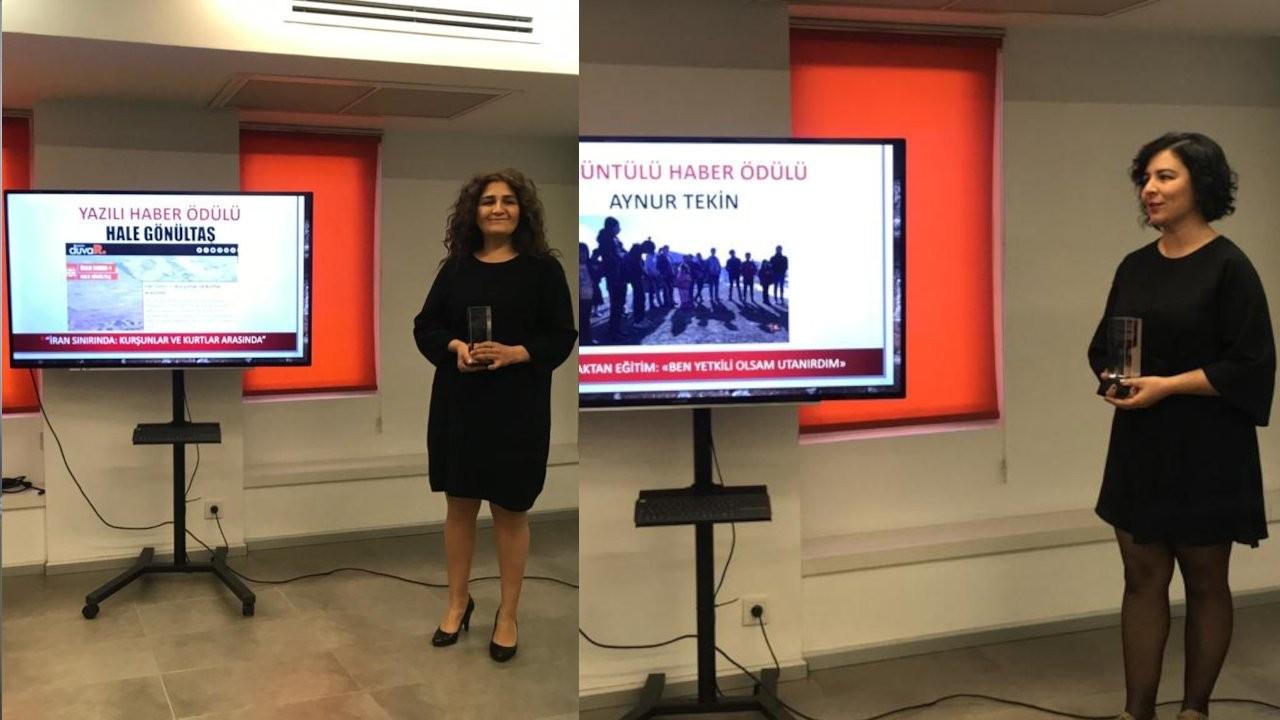 Metin Göktepe Gazetecilik Ödülleri verildi