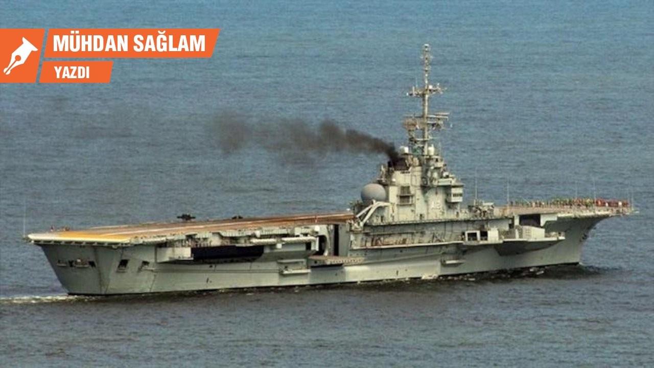 Aliağa'ya Brezilya'dan gelen gemide ne var?
