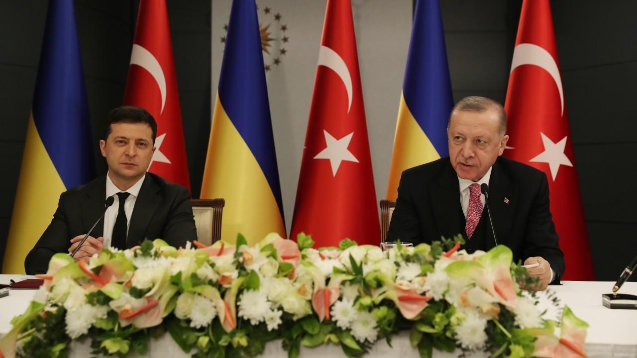 Erdoğan: İşbirliğimiz üçüncü ülkelere karşı bir girişim değil