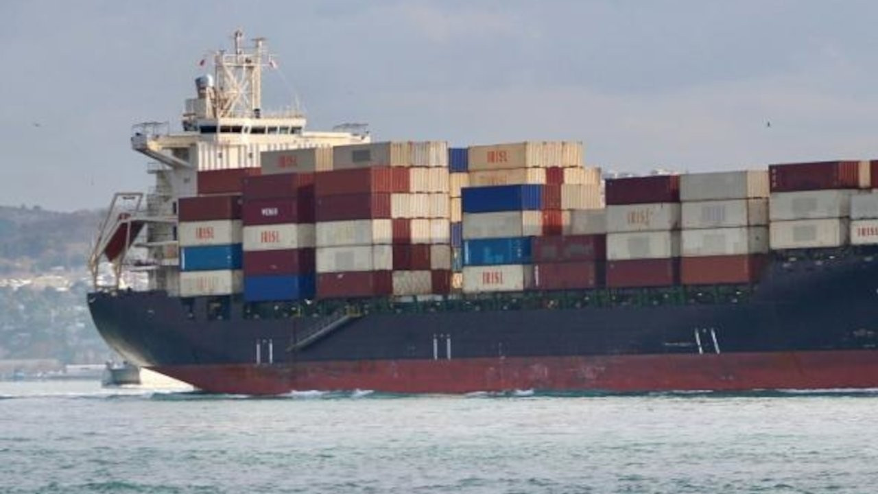 Fransa'dan İrini misyonu kapsamında Türk şirketine ait gemide arama