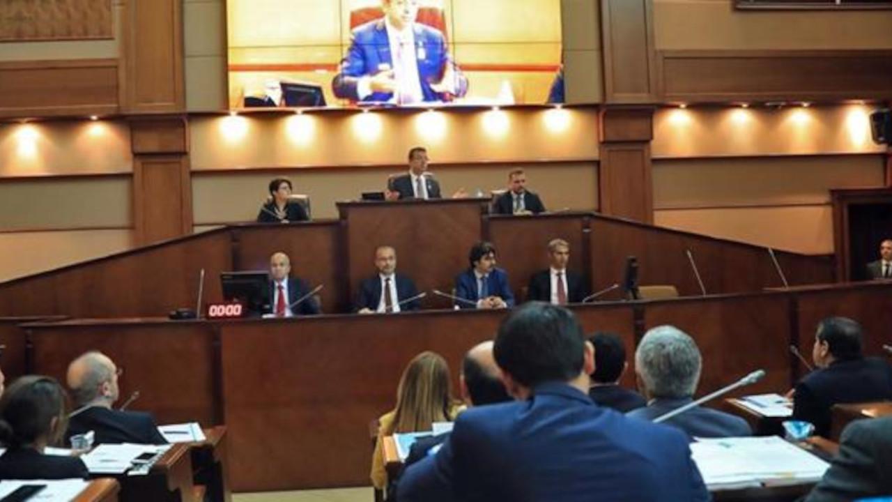 İBB Meclis toplantıları ertelendi