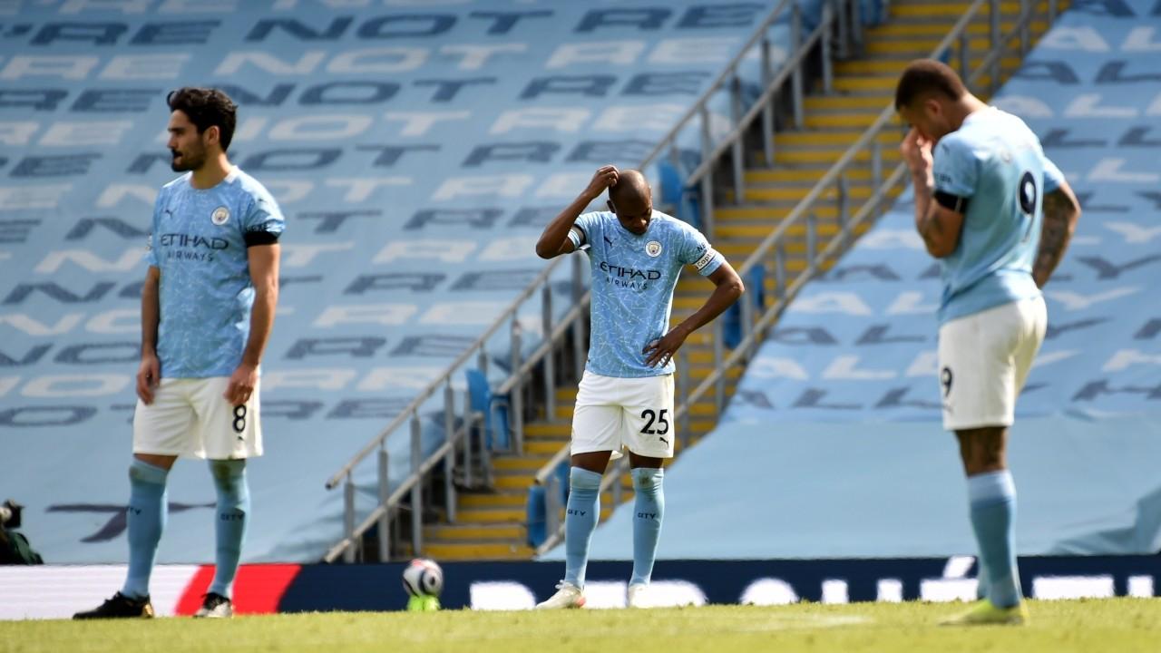 Leeds United, Manchester City'yi 90+1'de mağlup etti