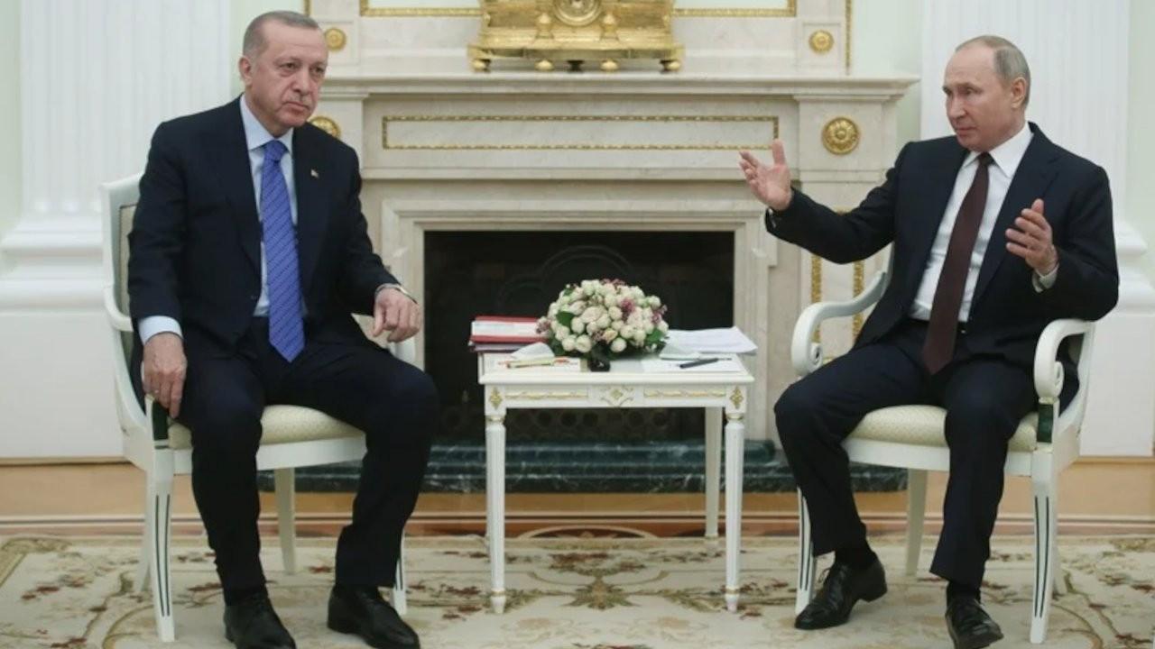 Erdoğan-Putin görüşmesinin şifreleri