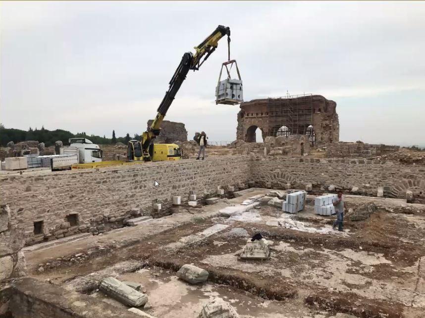Yeni bulgular açıklandı: Urartular önce kanalizasyon sistemini yapmış - Sayfa 4