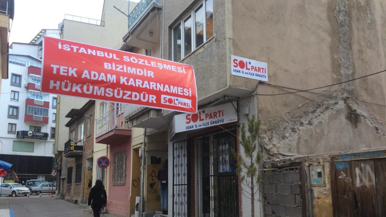 Sol Partililere 'İstanbul Sözleşmesi' gözaltısı: Serbest bırakıldılar