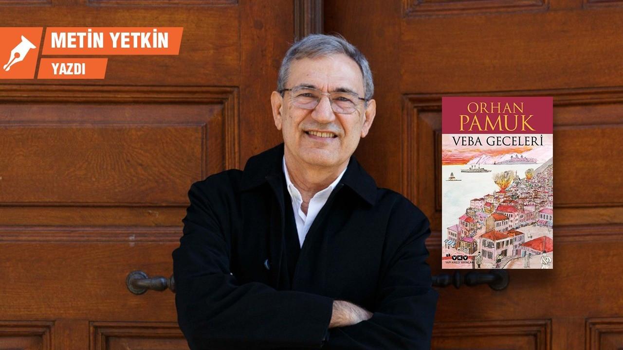 Orhan Pamuk ne yazıyor?