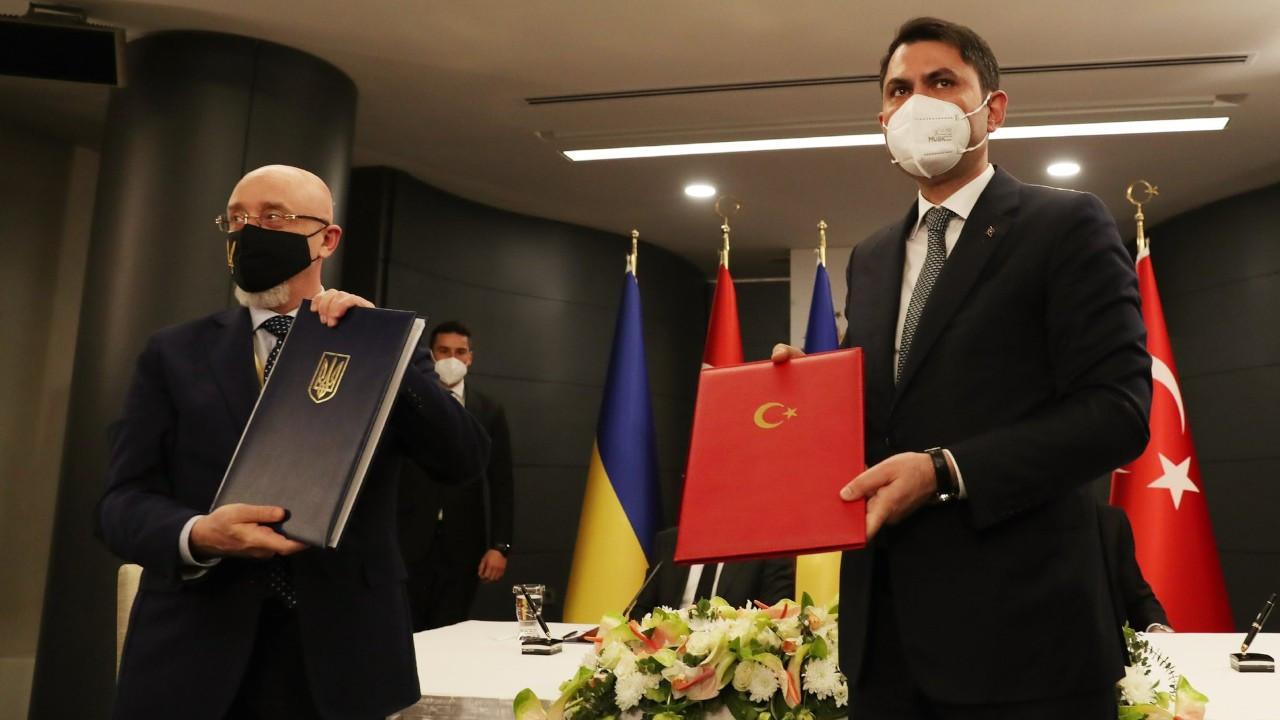 'Kırım Tatarları için Ukrayna'da TOKİ eliyle 500 konut inşa edeceğiz'