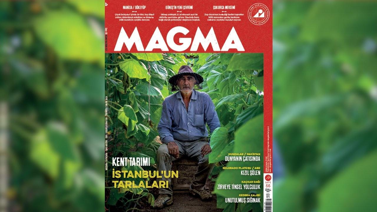 Magma dergisinin yeni sayısı çıktı