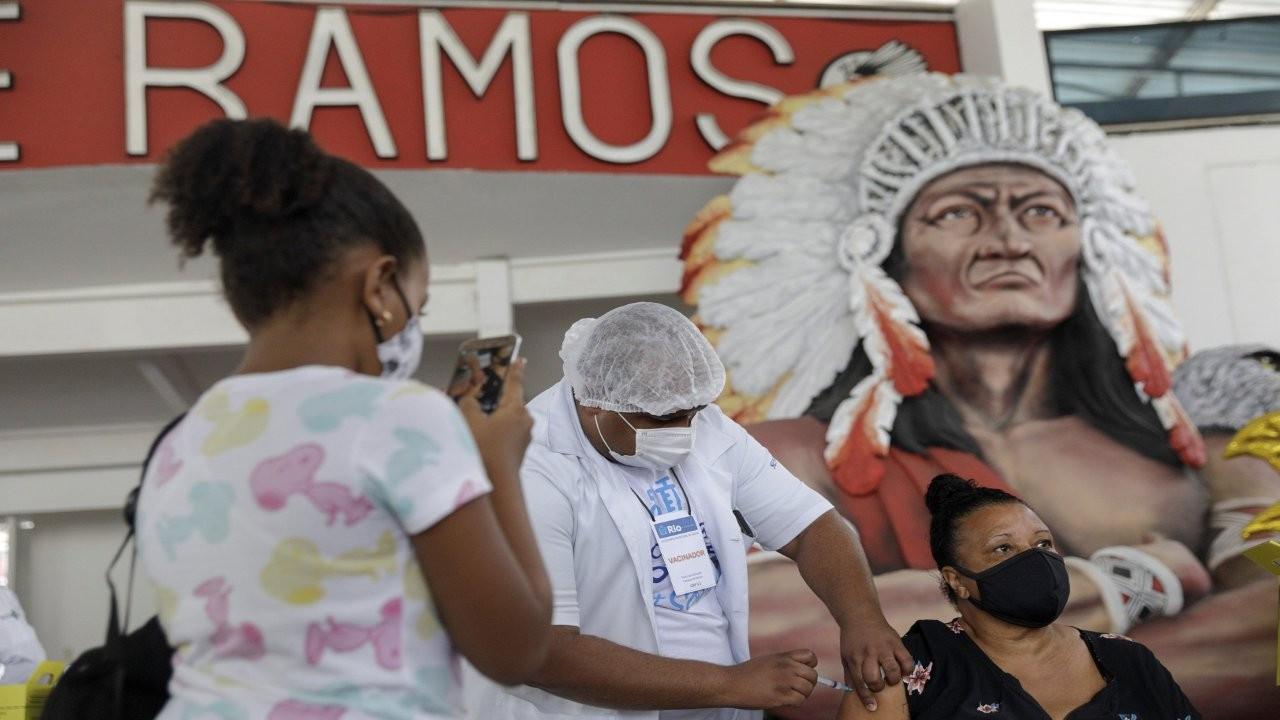 Brezilya, Sinovac aşısının yeni sonuçlarını açıkladı