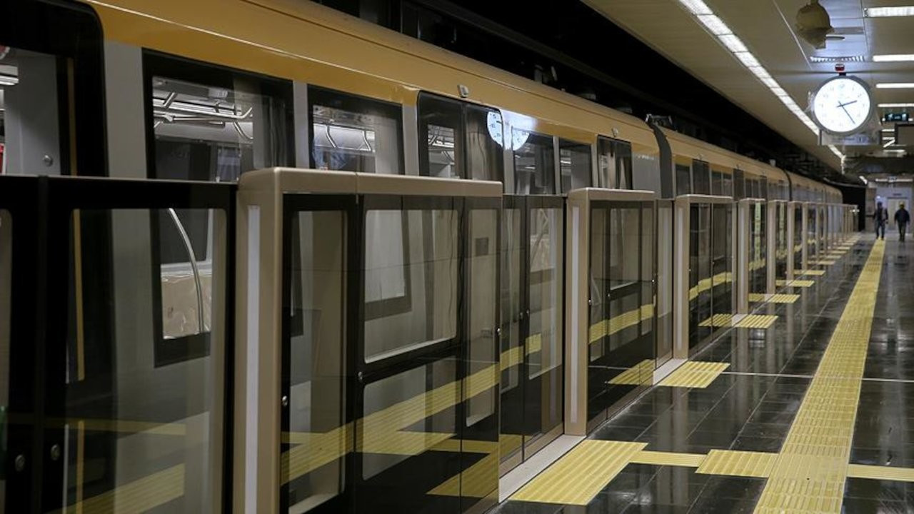 İstanbul'a yeni metro 2022'de