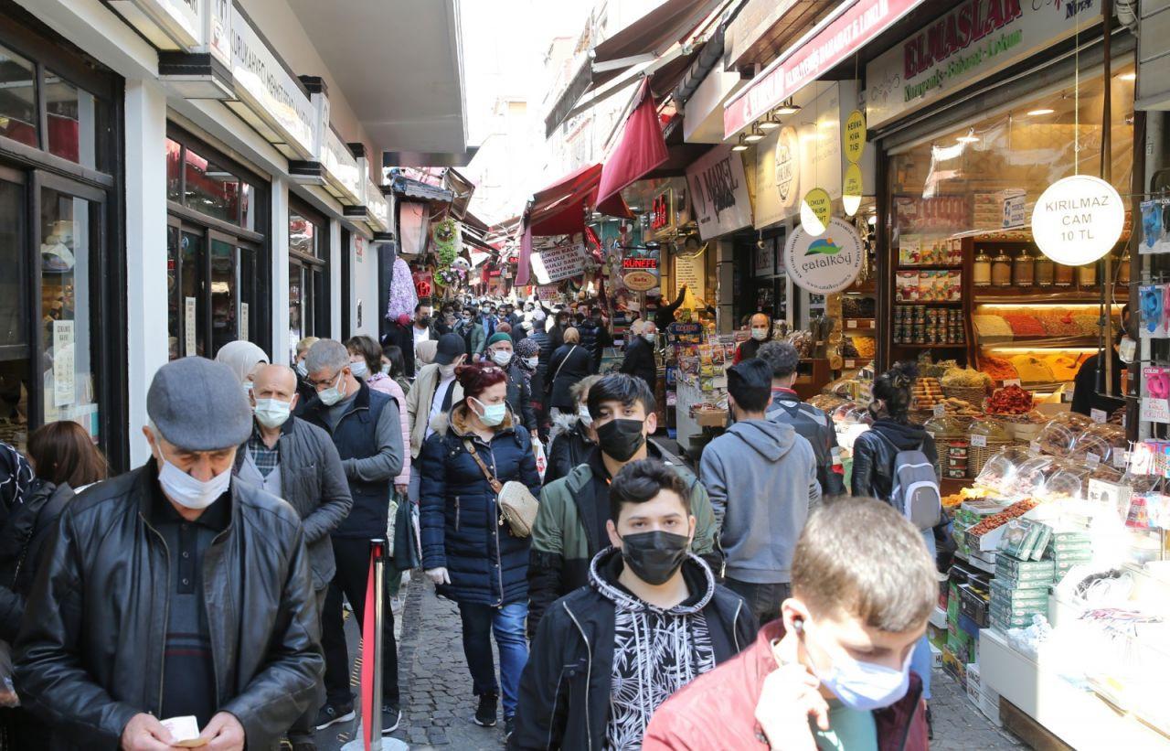 İstanbul'da alışverişe akın - Sayfa 2