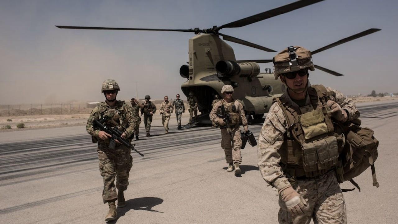 ABD'nin Afganistan'dan çekilme süreci başladı