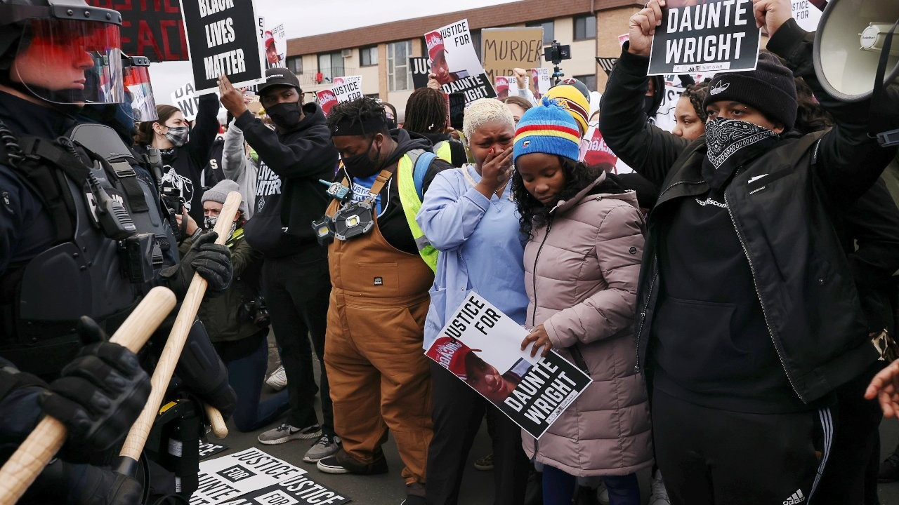 ABD'de ırkçı polis cinayetinin 'kaza' olduğu savunuldu