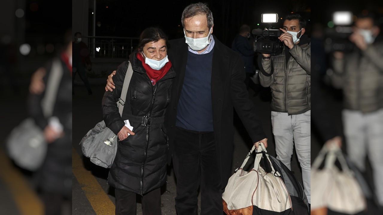Savcılık tutuklama istedi, emekli Amiral Ergun Mengi serbest bırakıldı