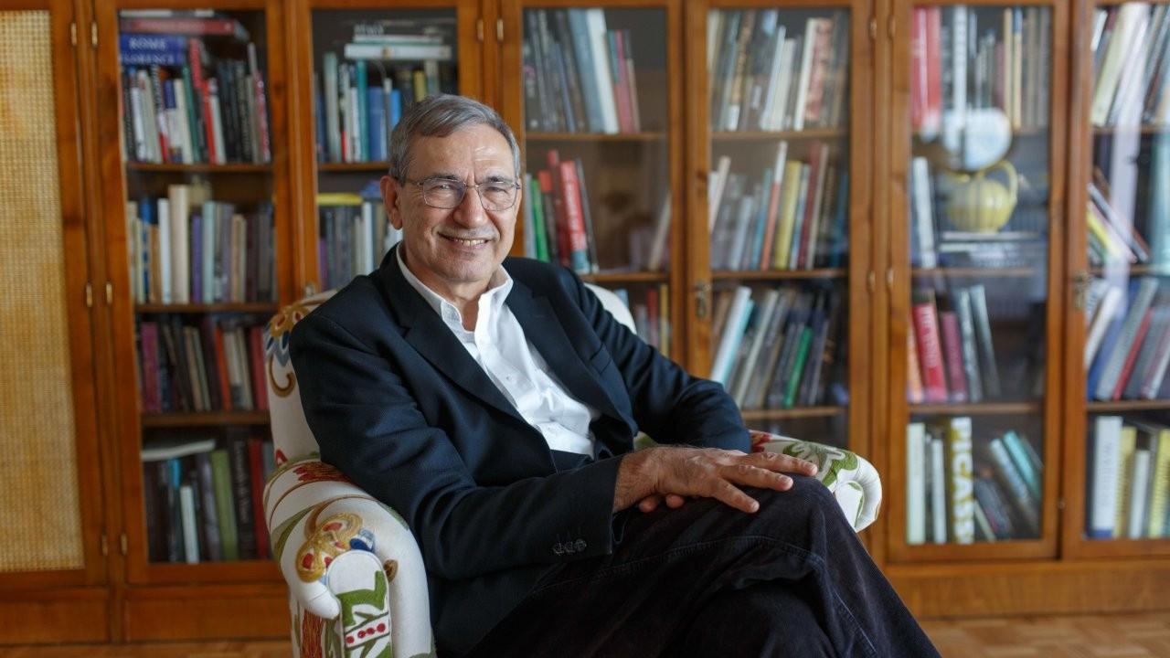 Orhan Pamuk'tan 'Veba Geceleri' açıklaması