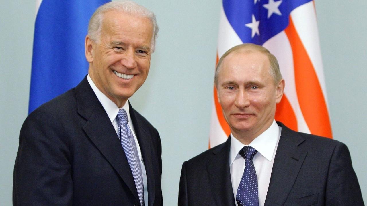 Beyaz Saray: Biden, Putin ile görüştü