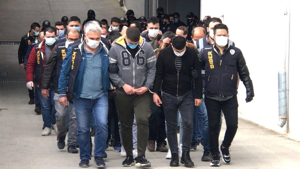 'Garantili kupon' yattı: 37 tutuklama