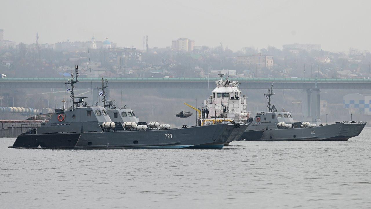 Rusya'dan ABD'ye: Kırım'dan uzak durun