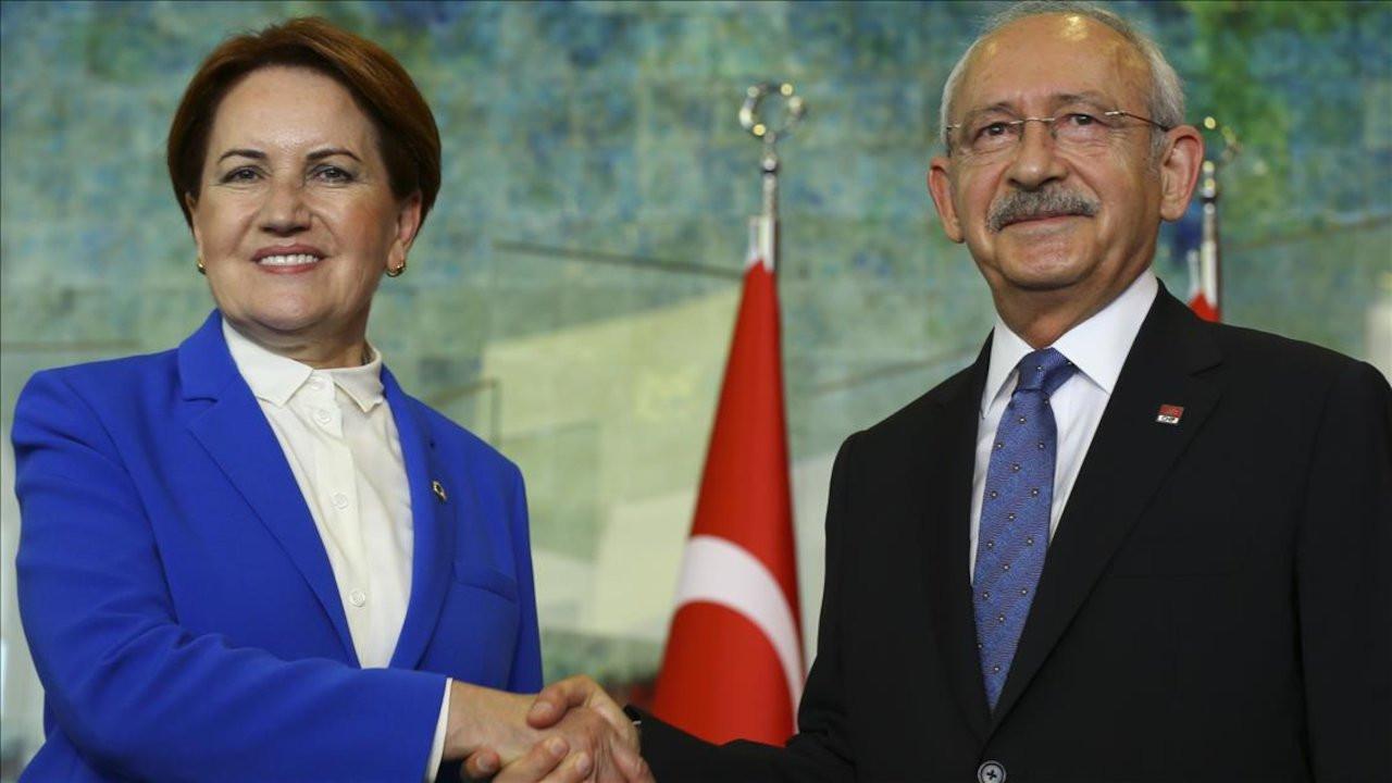 Akşener'den Kılıçdaroğlu'nun adaylığı için açıklama: Sakıncası yok