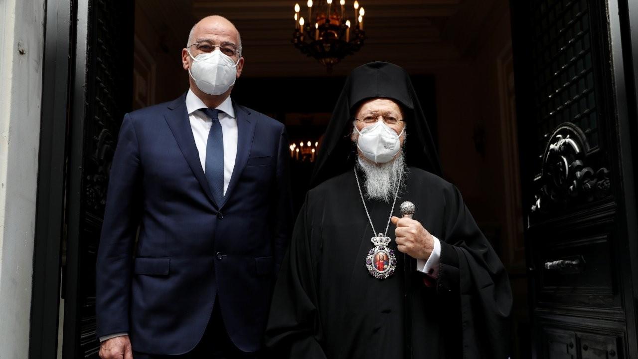 Yunanistan Dışişleri Bakanı Dendias, İstanbul'da
