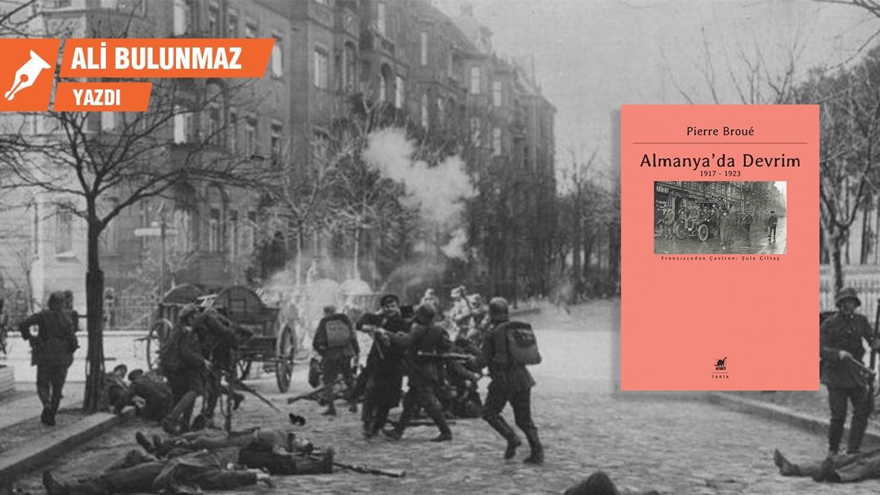 Dünya Devrimi ideali ve Almanya Komünist Partisi