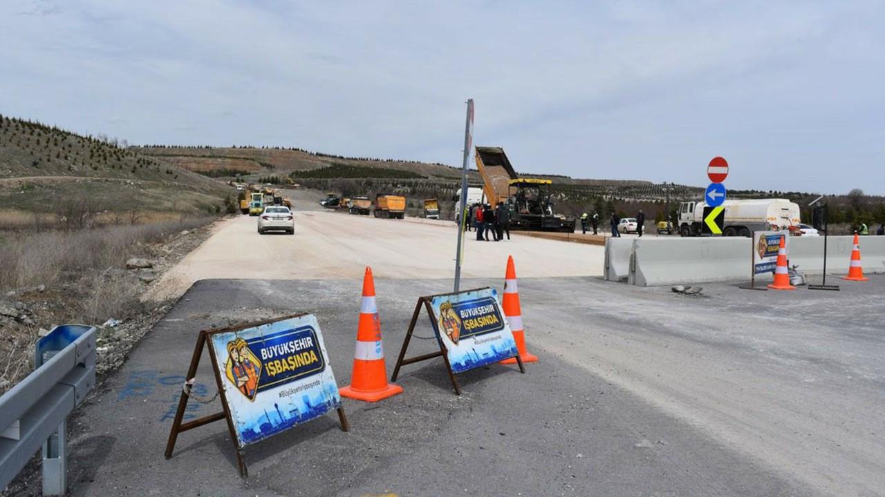 ABB'den AOÇ'ta yol yapımı açıklaması: Hukuka aykırı değil