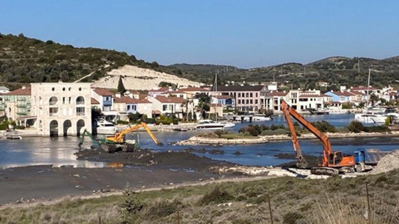 Alaçatı Port: 'Talanın yaşayan korkunç bir örneği'