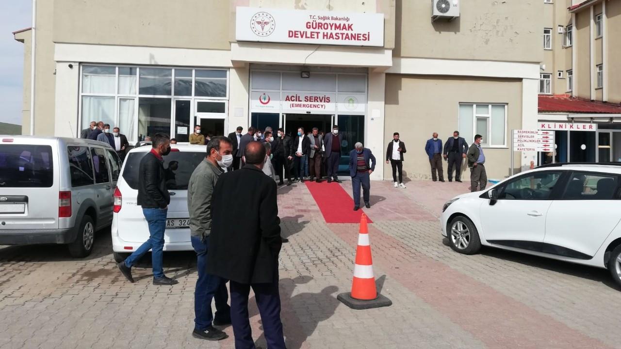 Elektrik akımına kapılan AK Parti ilçe başkanı vefat etti