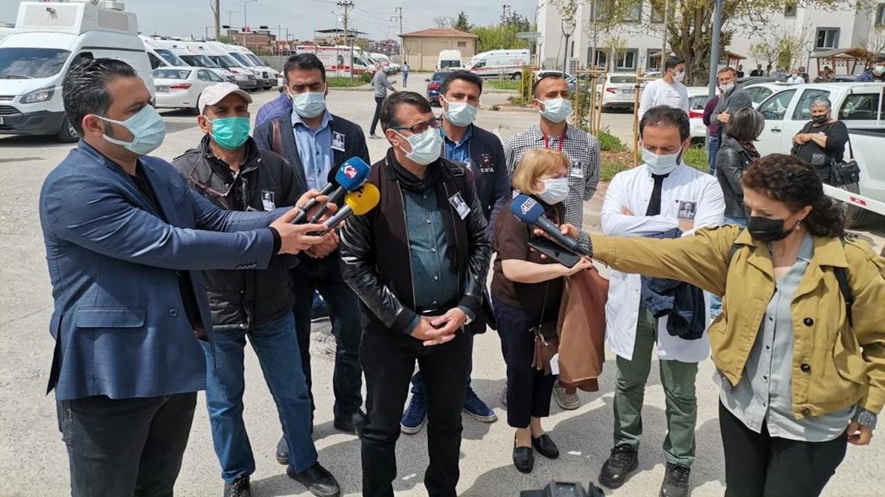Diyarbakır'da Cuma Kurt anmasına polis engeli