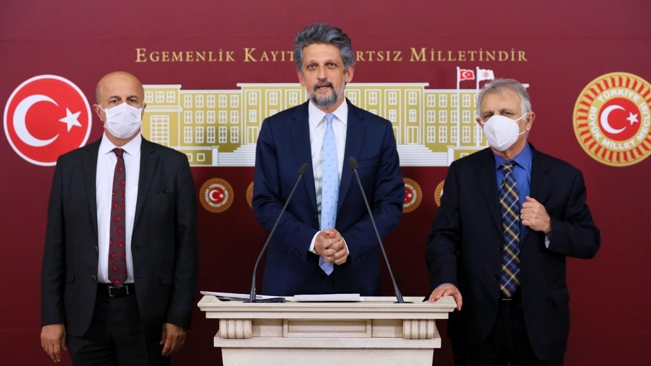 HDP'den esnafa ve işsizlere destek teklifi