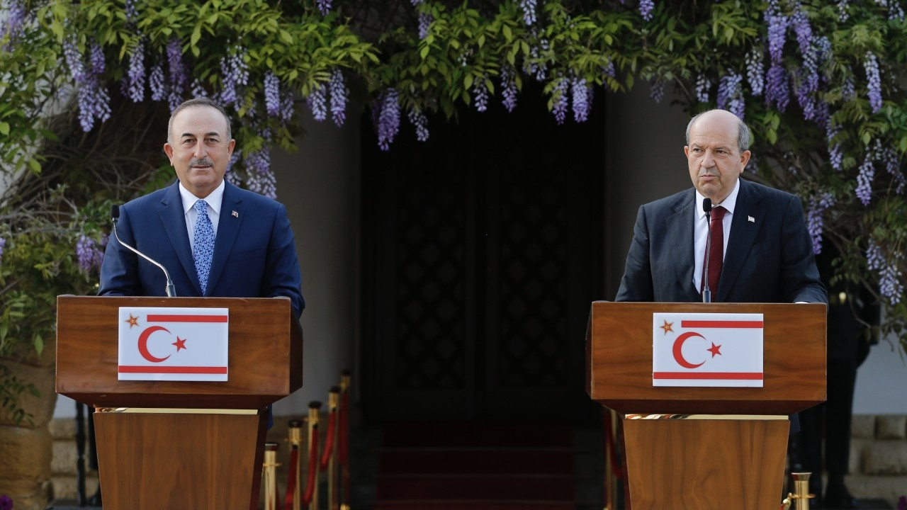 Çavuşoğlu: KKTC Anayasa Mahkemesi'nin kararı ideolojik