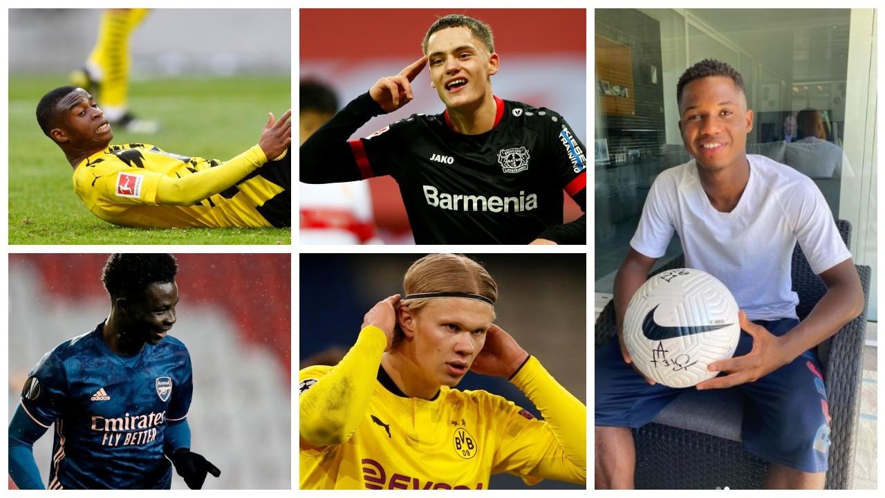 Yaşlarına göre en değerli futbolcular belli oldu
