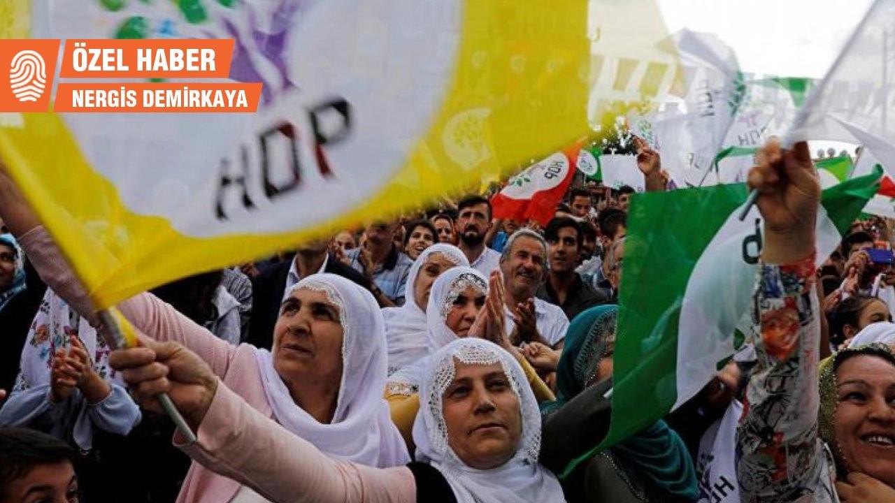 AYM kararına ilk yorum: HDP bir marka, bırakmayacağız