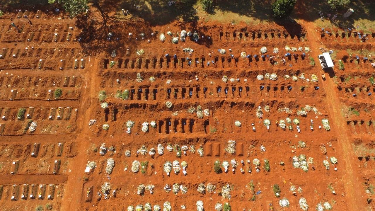 Covid-19'dan ölenlerin sayısı dünya genelinde 3 milyonu geçti